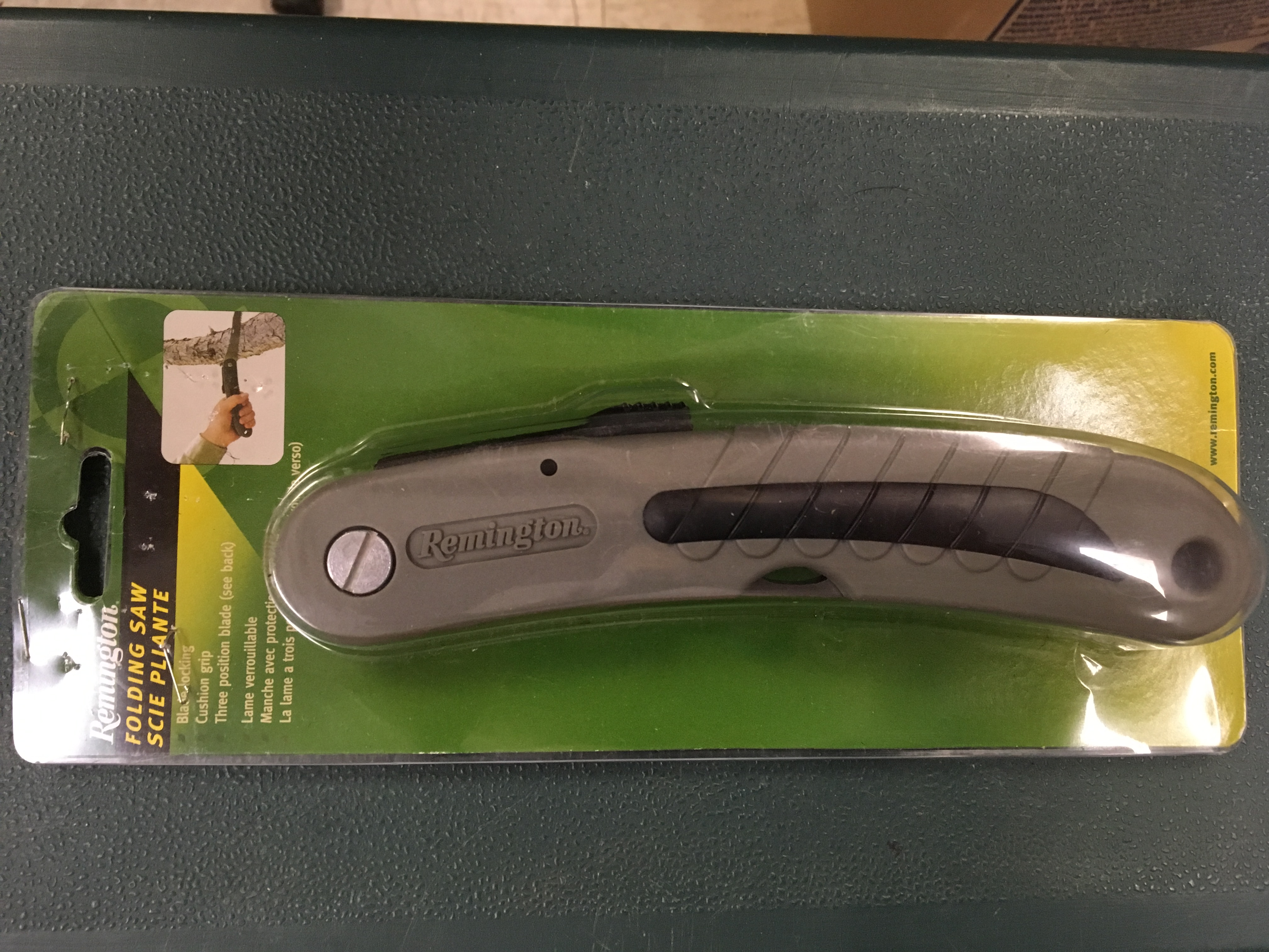 Remington Folding Saw